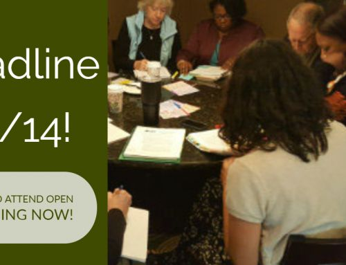 October CFG Coaches' Open Training deadline is approaching!