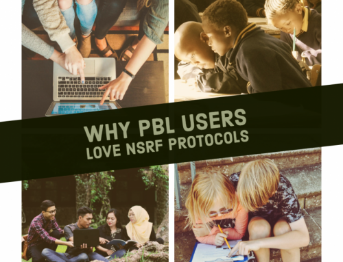 Why PBL Users Love NSRF Protocols, by Michele Mattoon