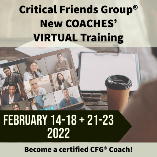 Virtual Open CFG Coaches Training Feb 2022